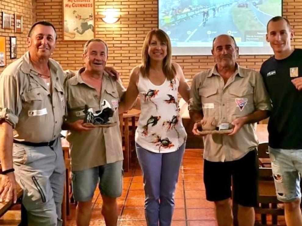 Nicolás Abadías gana el Trofeo Santiago de Salmónidos