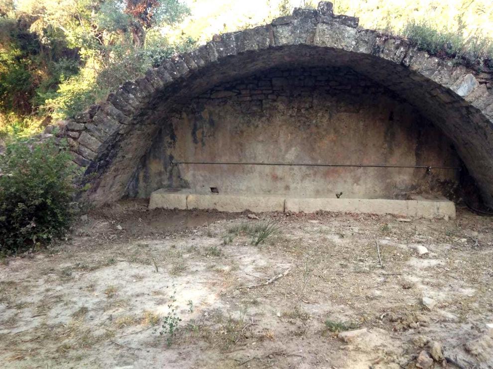 Boltaña recibe 15.028 euros para mejorar el camino de Javierre
