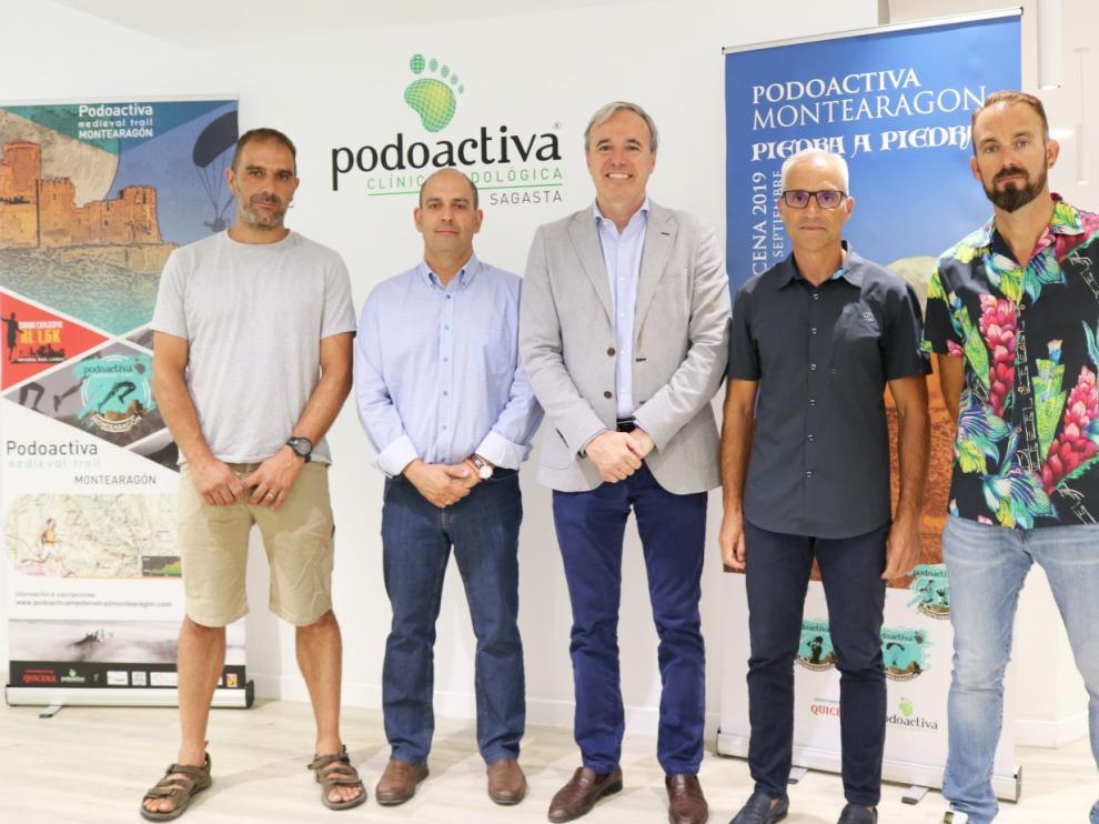 Podoactiva Montearagón Piedra a Piedra suspende la edición del 2020