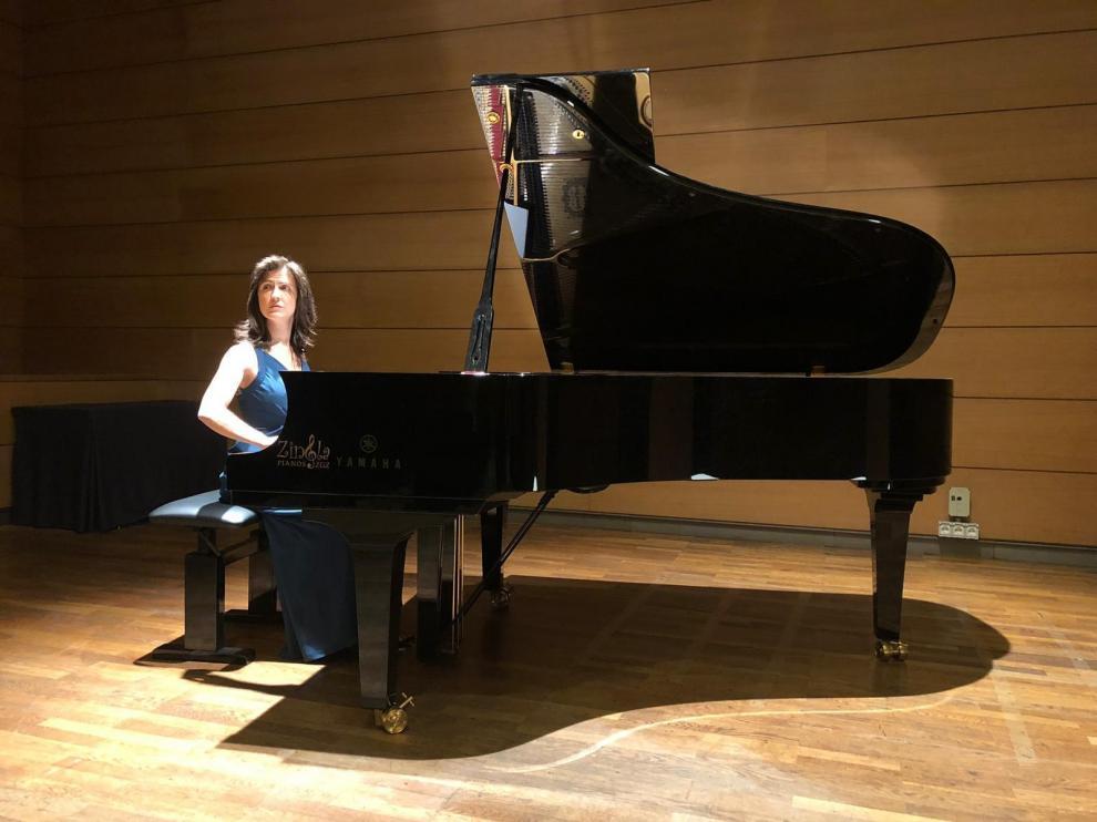 Cine mudo y música al piano en el Festival Internacional Tocando el cielo