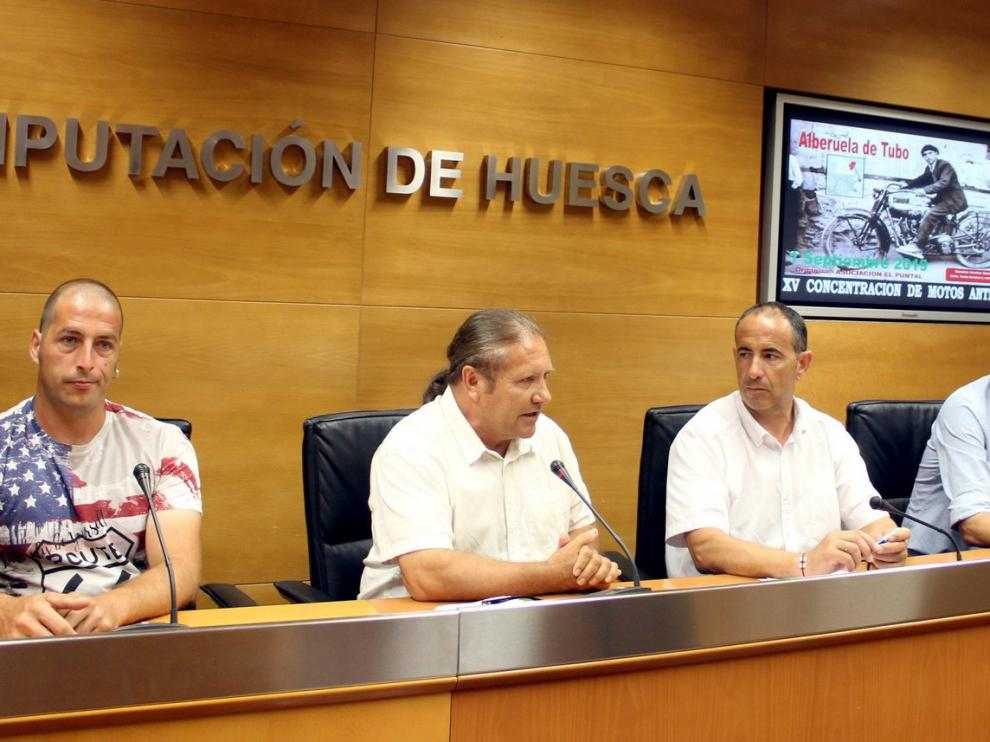 Alberuela de Tubo reunirá más de 200 motos clásicas