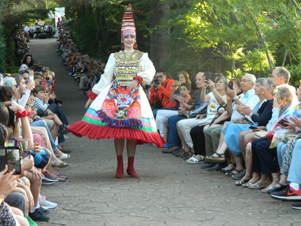 El Festival Folklórico de los Pirineos echa a andar esta tarde