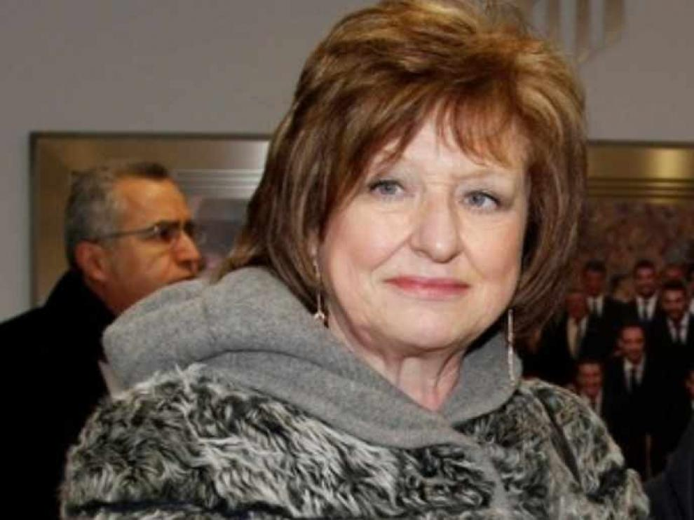 Fallece la periodista deportiva Mari Carmen Izquierdo