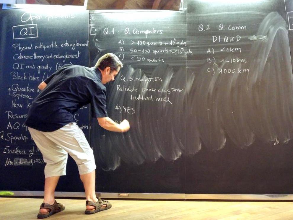 Benasque reúne a 70 físicos de 17 países en un gran congreso