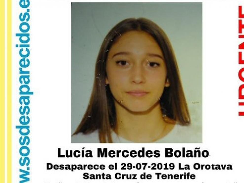 Buscan a una menor de 14 años desaparecida en La Orotava (Tenerife)