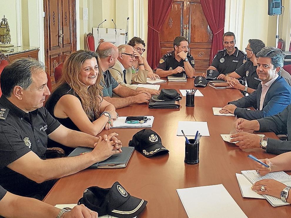 Especial atención a la mujer y las agresiones sexistas en las fiestas de Huesca