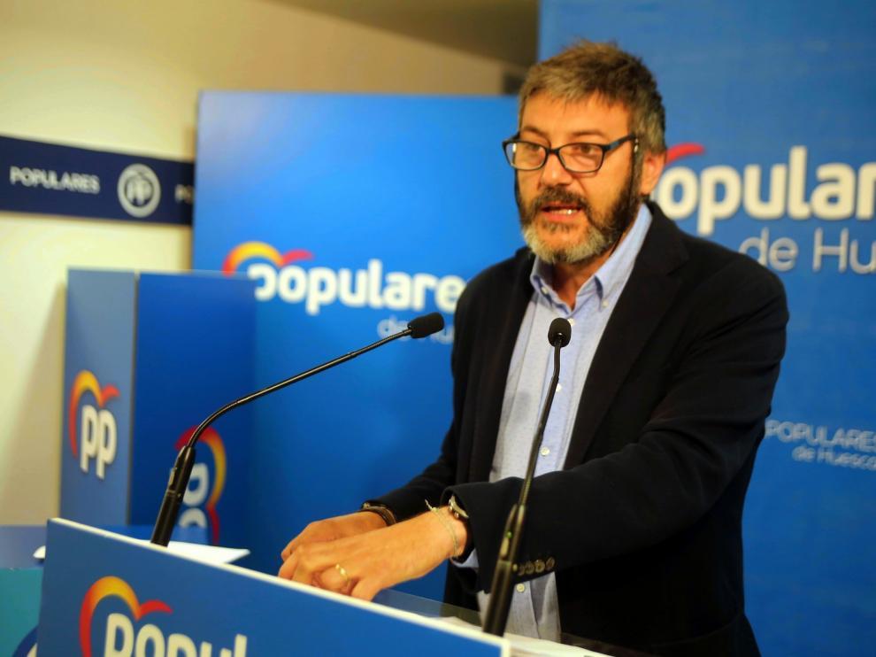 """El PP de Huesca califica como """"triunfo"""" el fallo del TSJA sobre el protocolo"""