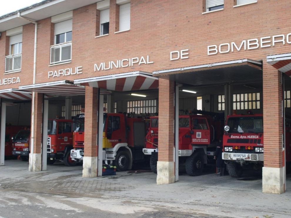 La centralita de Bomberos y Policía de Huesca se prorroga con un contrato menor