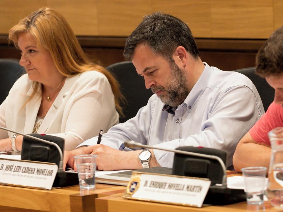 Ciudadanos insiste en crear una ventanilla única digital en Huesca