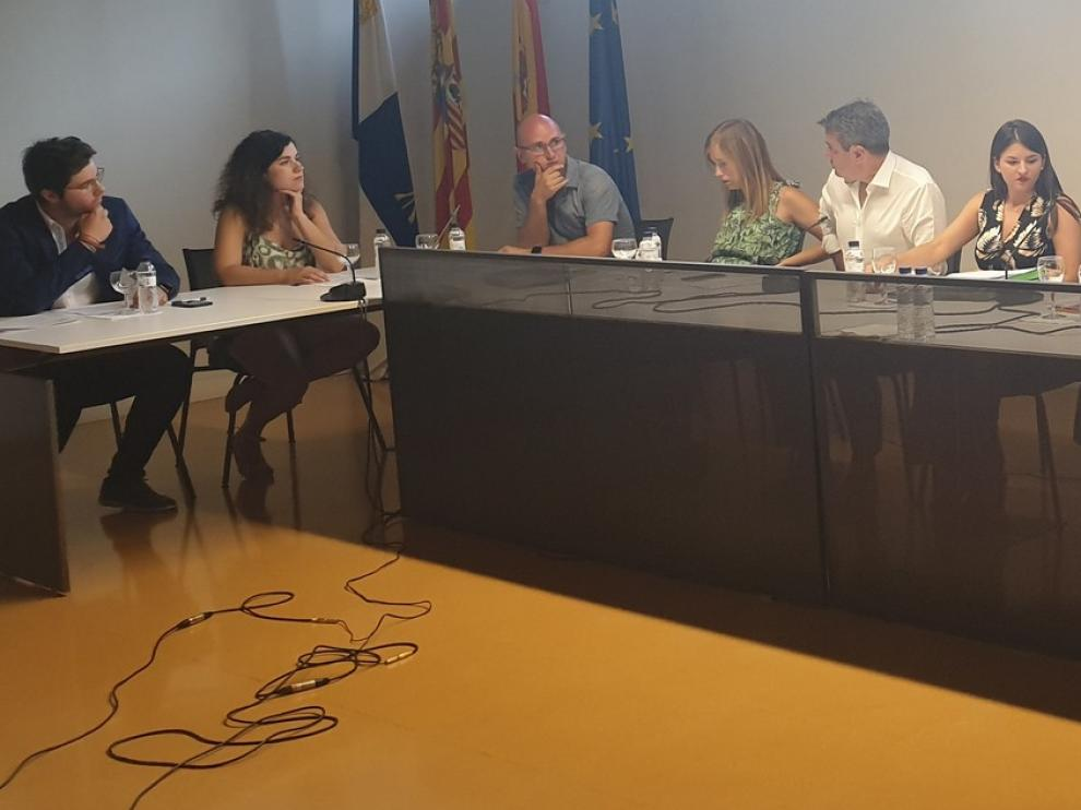 La alcaldesa de Graus cobrará 35.000 euros al año