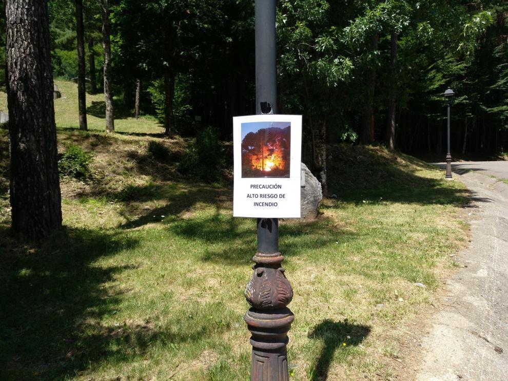 Campaña contra los incendios