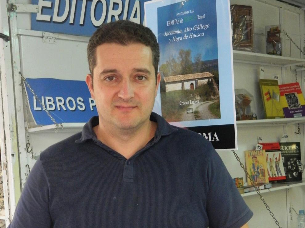 """Cristian Laglera: """"Ver el reencuentro de gente de Huértalo no tiene precio"""""""