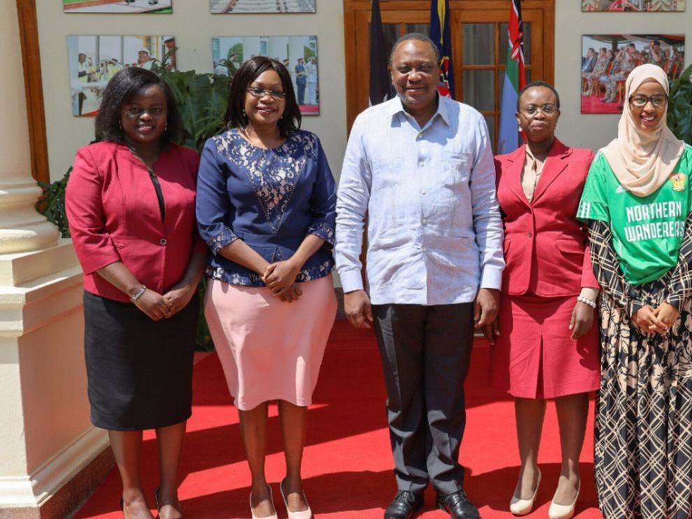 """Kenia elige a su primera mujer presidenta... en un """"reality"""""""
