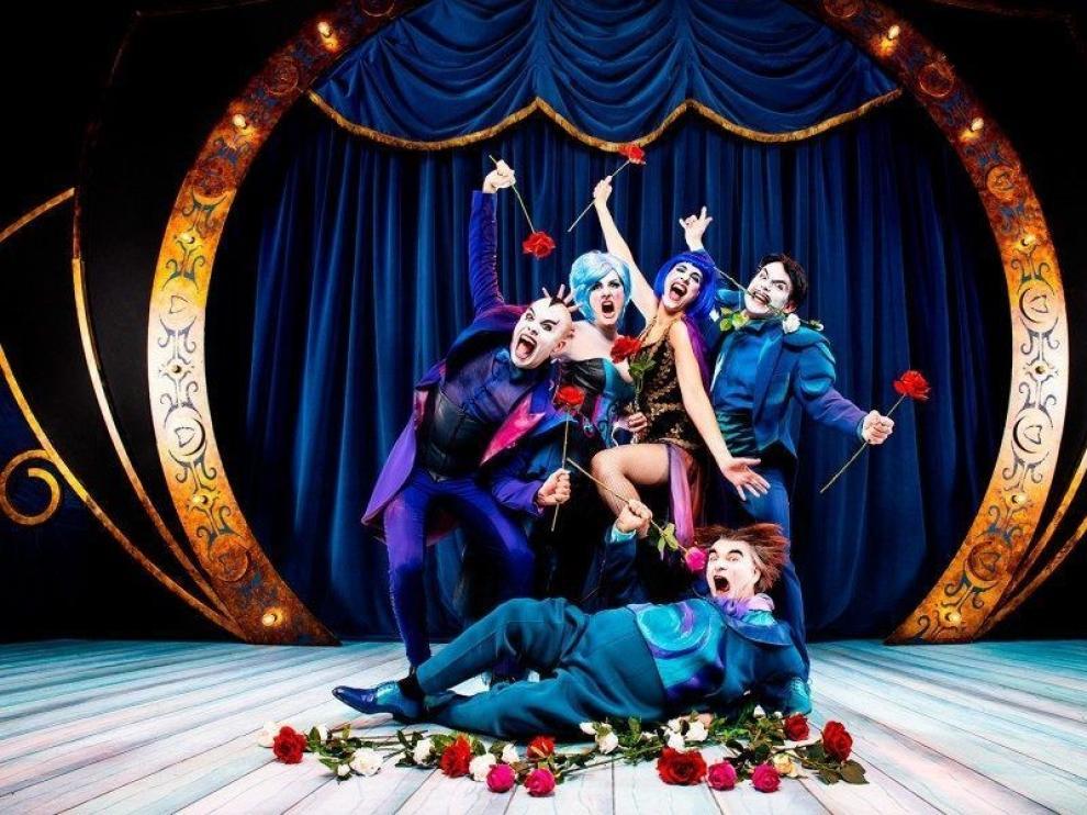 """Yllana, una peculiar troupe que invita a la diversión con """"The Opera Locos"""""""