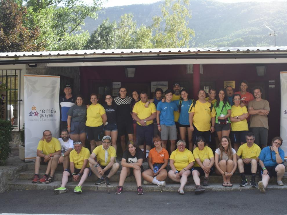 Jóvenes voluntarios, un gran soplo de aire fresco para El Remós