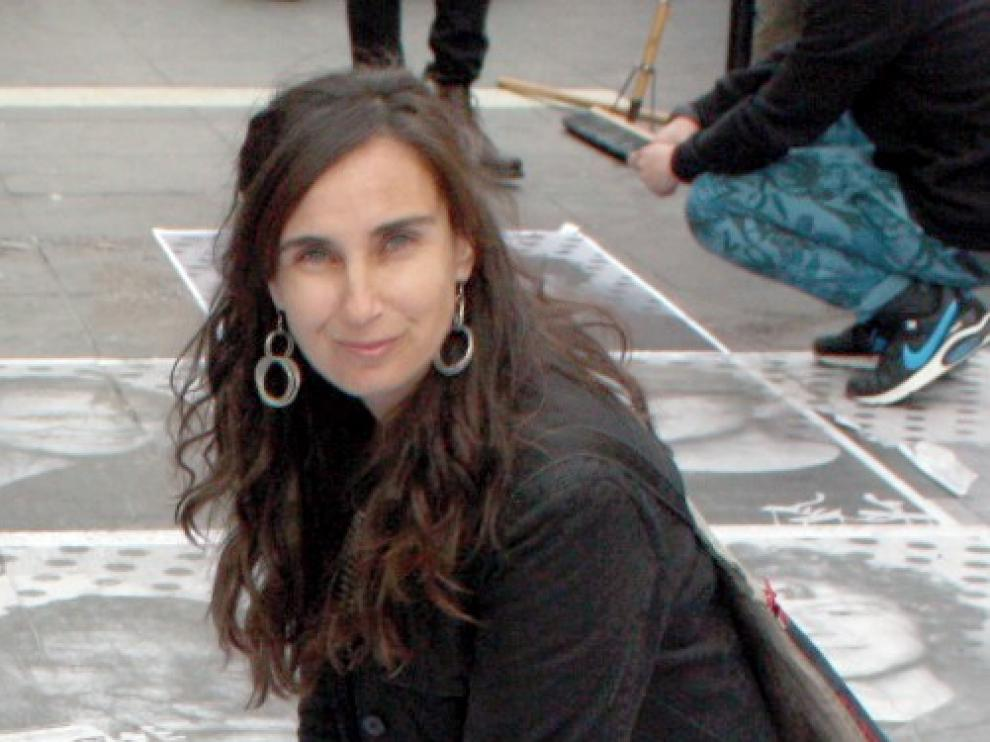 """Esther Lozano López: """"Siempre y cuando la imagen esté visible al exterior es publicidad"""""""