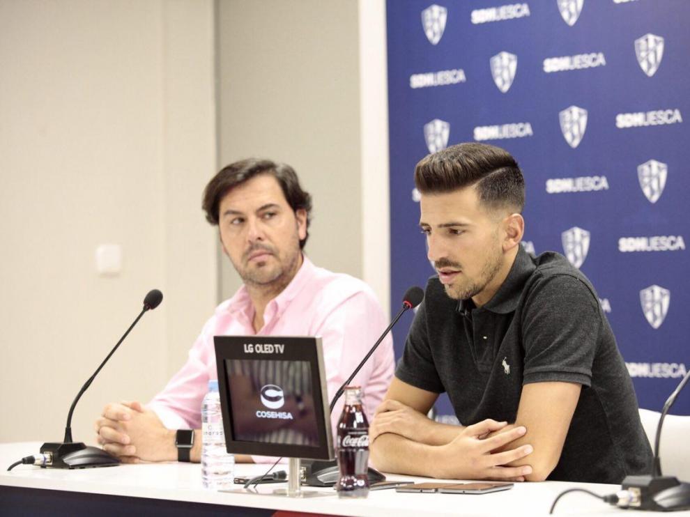 """Juan Carlos: """"Estoy en un momento bueno, quiero ayudar al club a crecer"""""""