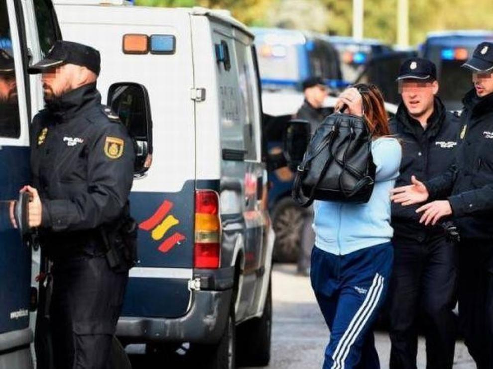 Detenidas cuatro personas por trata de seres humanos tras obligar a una mujer a prostituirse