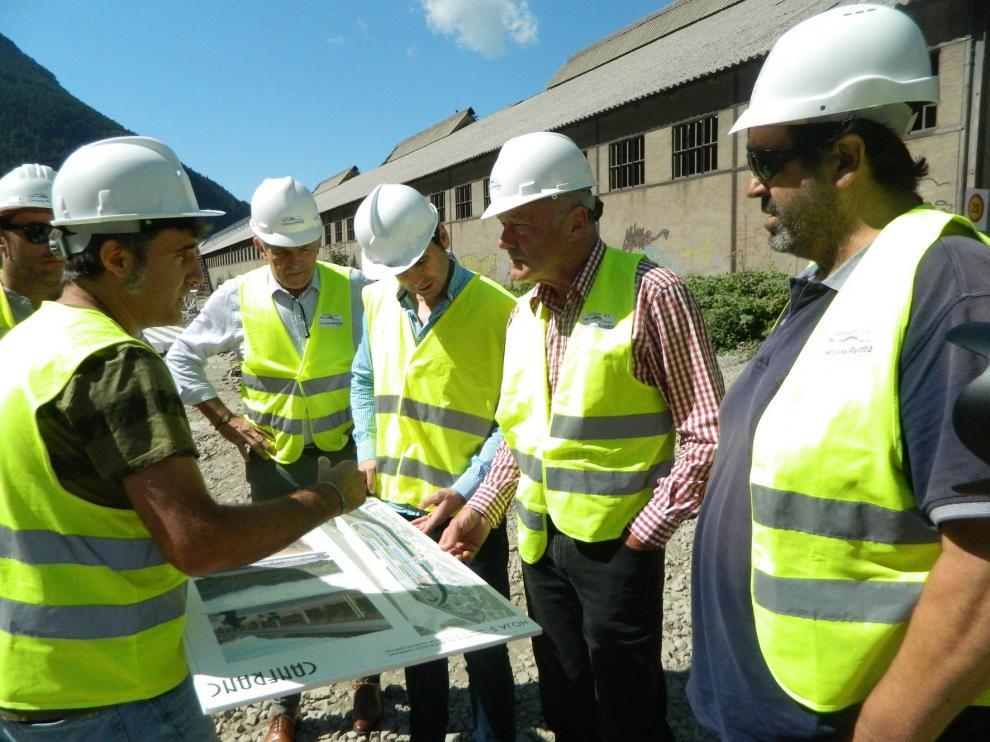 Rousset espera iniciar las obras de Bedous al túnel en 2022