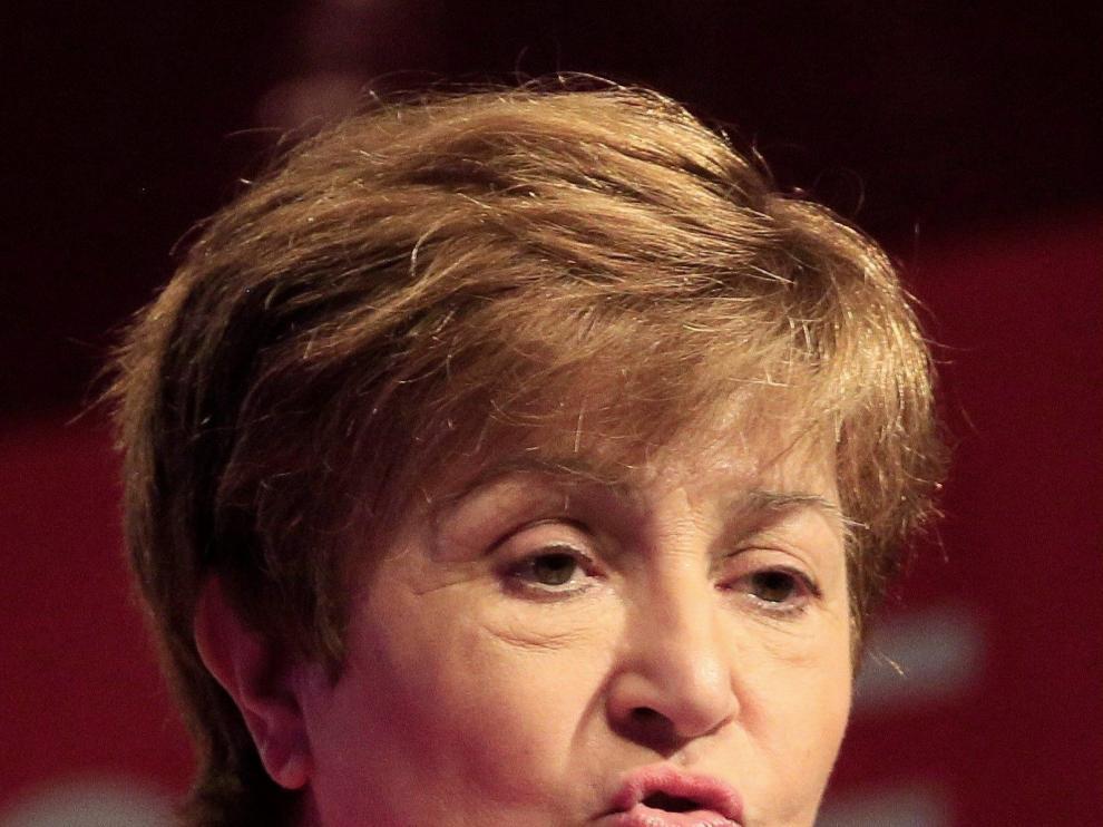Georgieva, candidata europea para suceder a Lagarde en el FMI