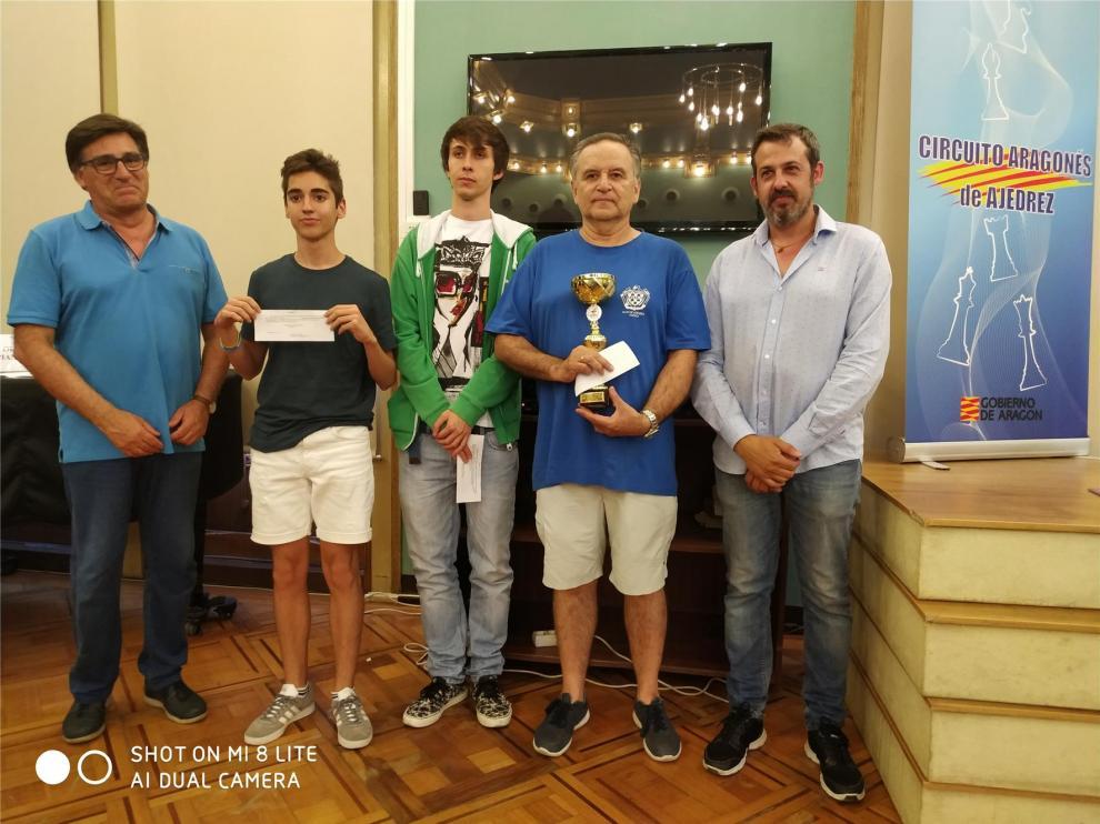 Roberto Cifuentes gana el Torneo de San Lorenzo