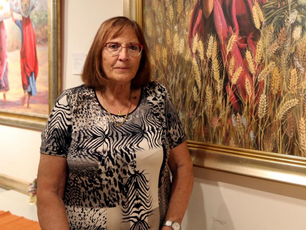 """Chonín Laplana: """"Queda mucho para conseguir la igualdad entre hombres y mujeres"""""""