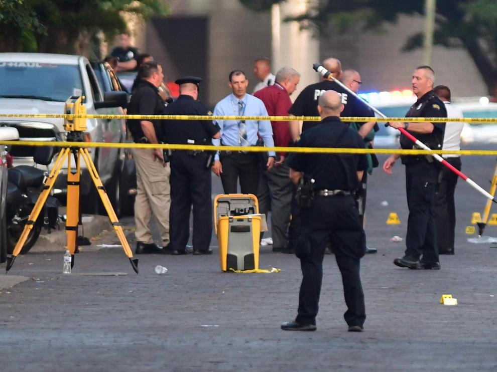 Al menos 10 muertos y 16 heridos en el segundo tiroteo en EEUU en 24 horas