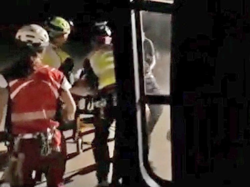La Guardia Civil realiza diez rescates desde el pasado viernes en la provincia de Huesca