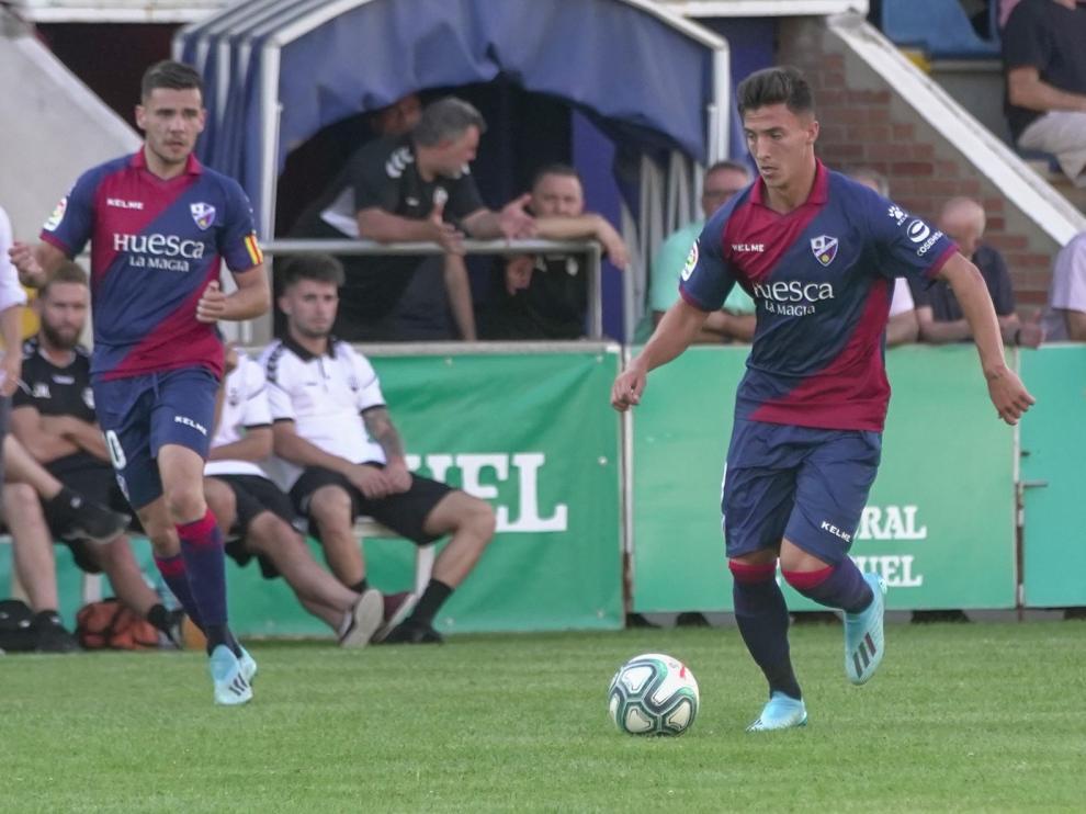El Huesca se abona al empate en la pretemporada