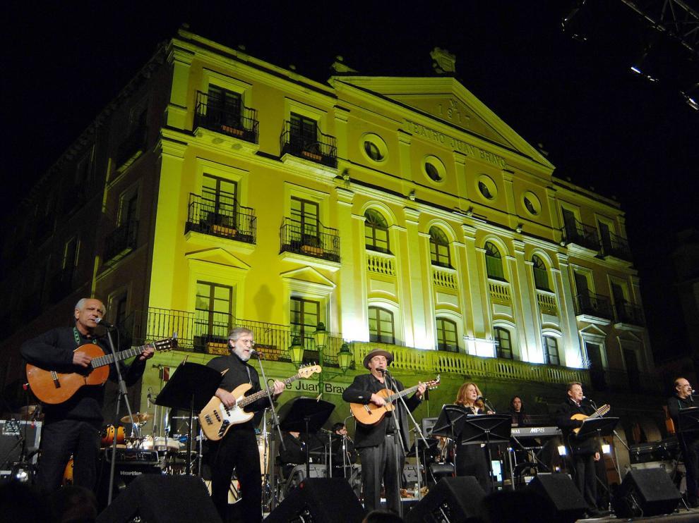 Nuevo Mester de Juglaría se suma a los 20 años de celebración del Festival Iberia@huesca.folk