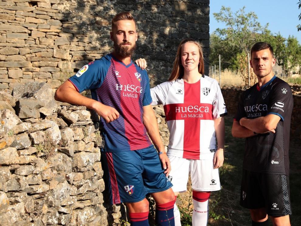 "El Huesca lleva ""La Magia de la Leyenda"" a Arcusa"