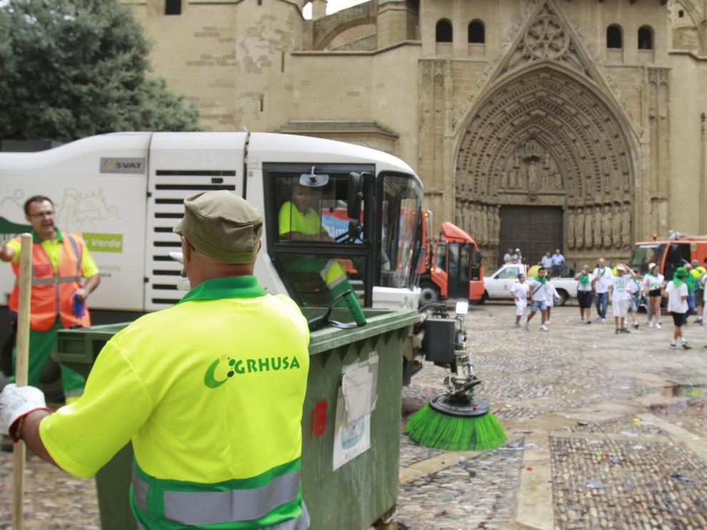Vecinos el Casco Viejo piden reforzar la limpieza, vigilancia y control del sonido