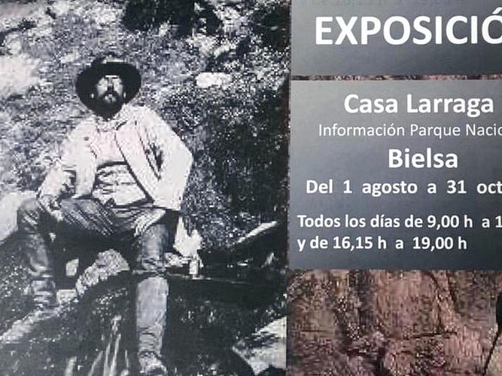 "La obra de Lucien Briet, el ""viajero fotógrafo"", se exhibe en Bielsa"