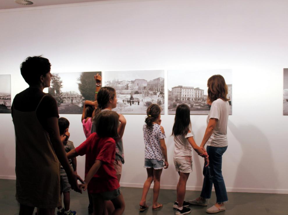 La exposición de Albasini supera las 4.600 visitas