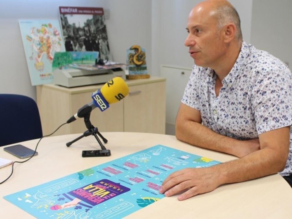 La Escuela Infantil municipal de Binéfar continuará cerrada hasta la fase 3