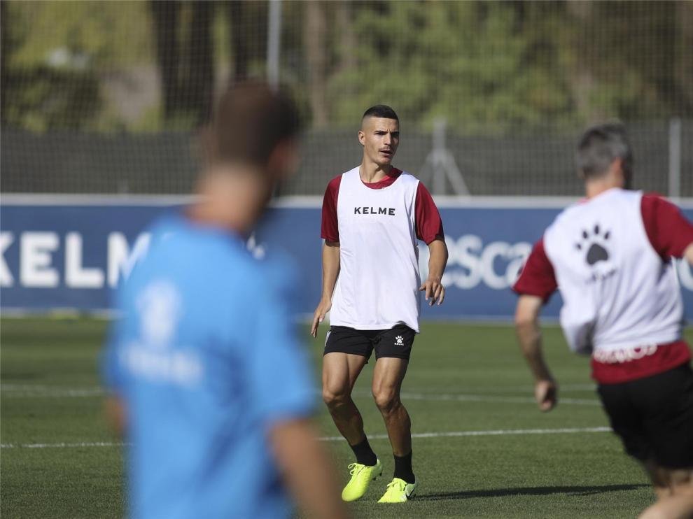 Seoane, calidad y visión de juego para el Huesca