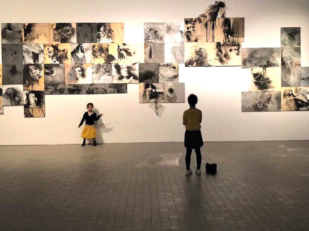 Cristina Huarte prepara un nuevo proyecto expositivo