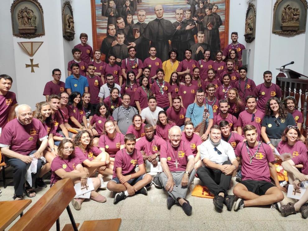 Cerca de 80 personas participan en la Misión Joven de Barbastro