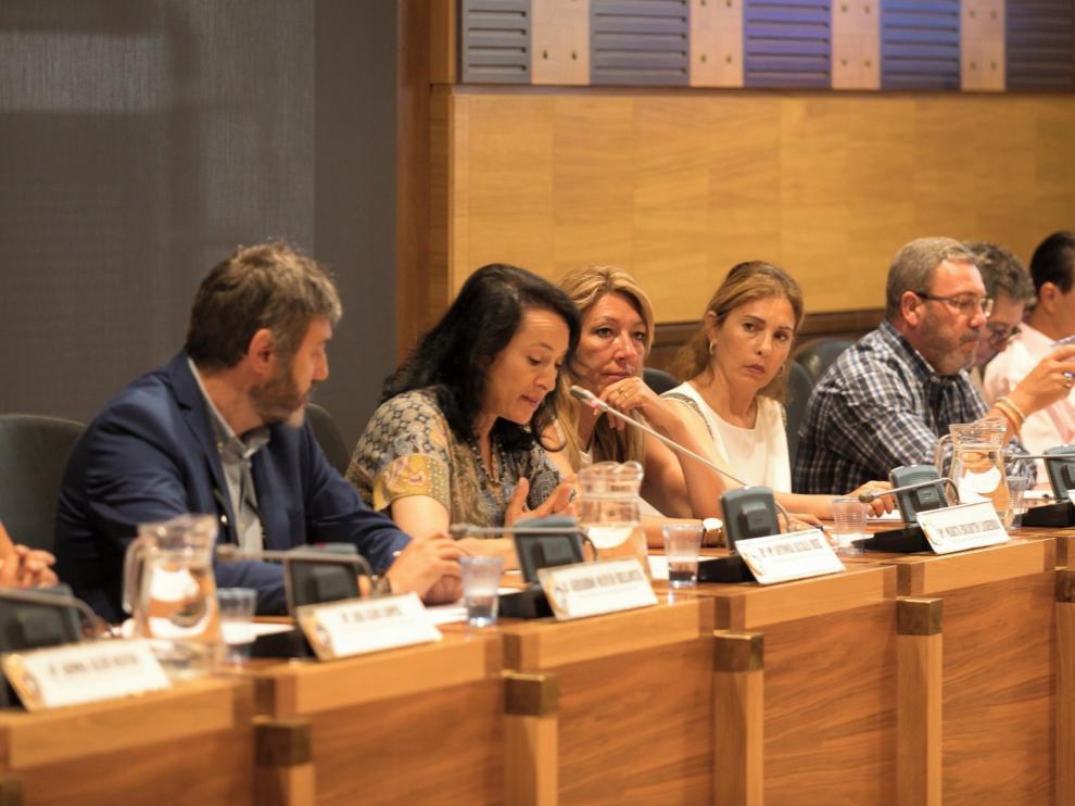 El PP de Huesca se niega a debatir y votar propuestas de Cs