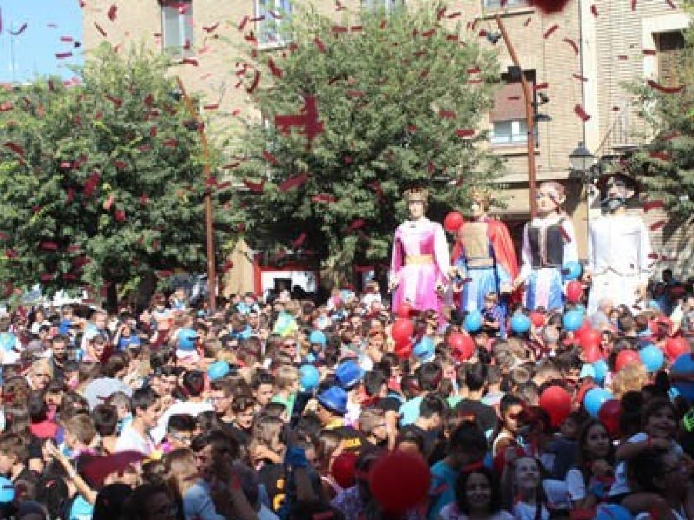 Monzón elegirá por votación popular el cartel de las fiestas de San Mateo
