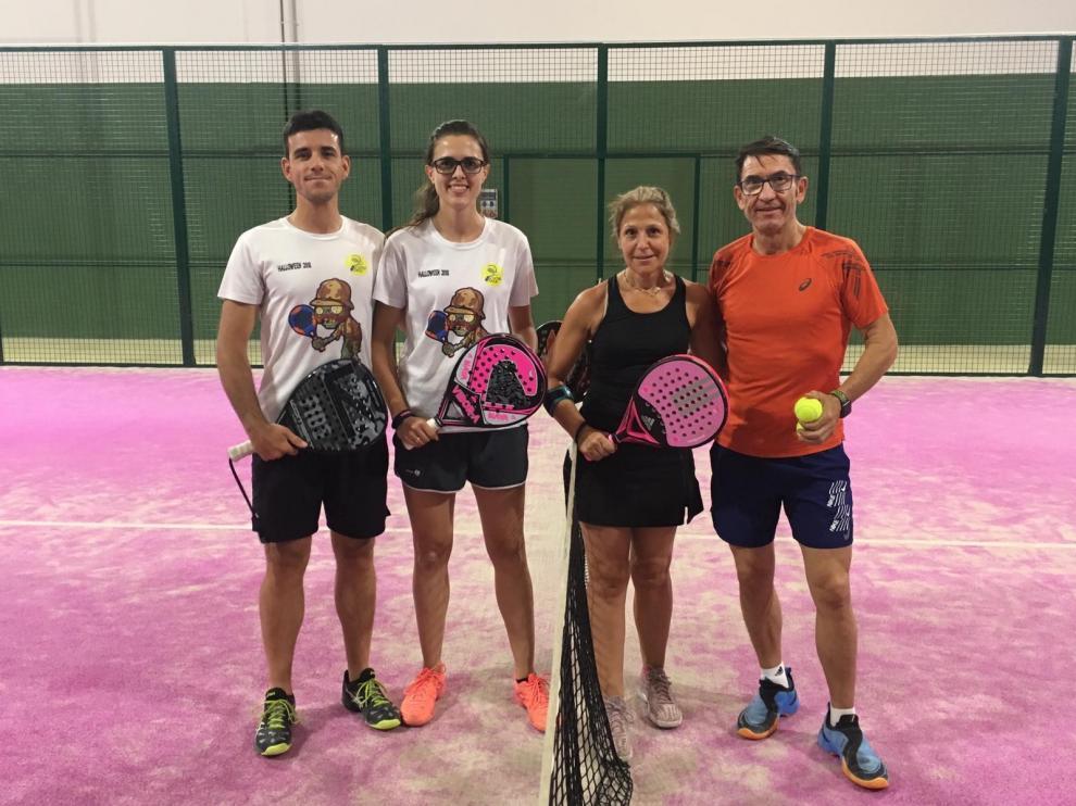El VII Torneo Podoactiva conoce a sus parejas campeonas