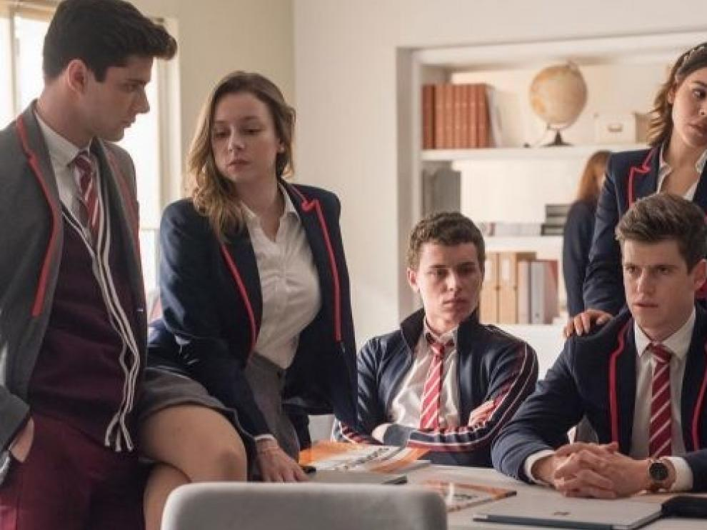 "Los alumnos de ""Élite"" regresan a Netflix el próximo 6 de septiembre"