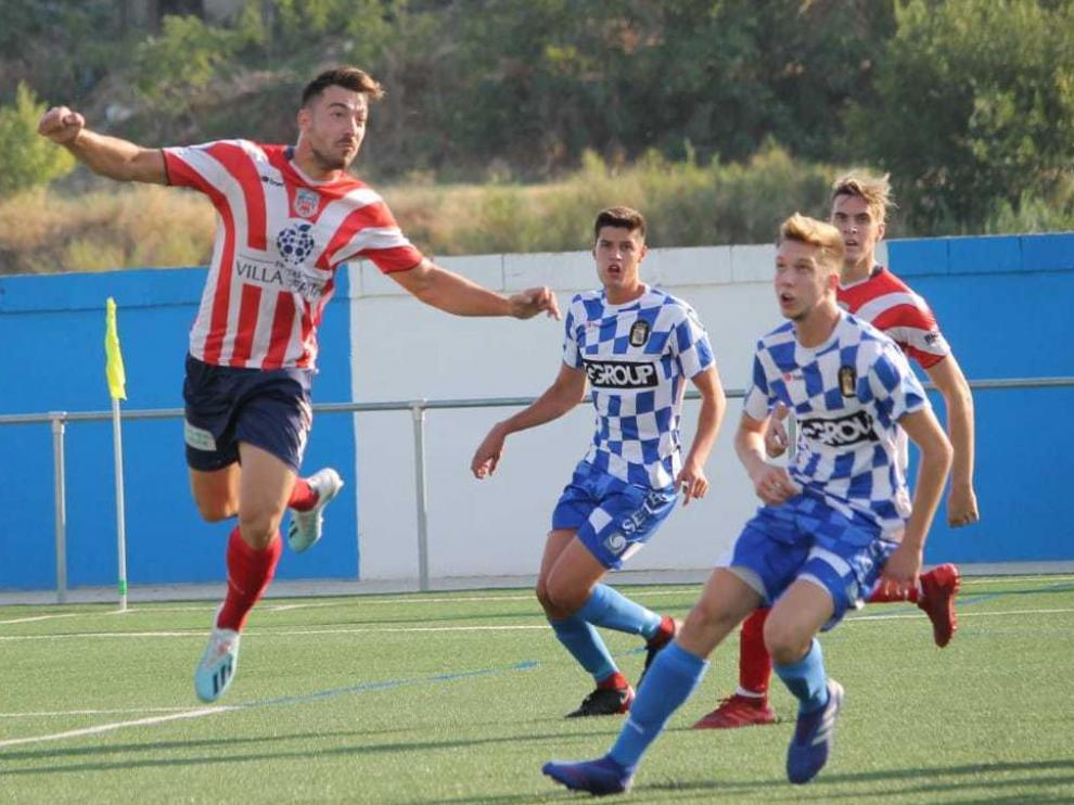 La Copa Federación abre en Sariñena y Monzón