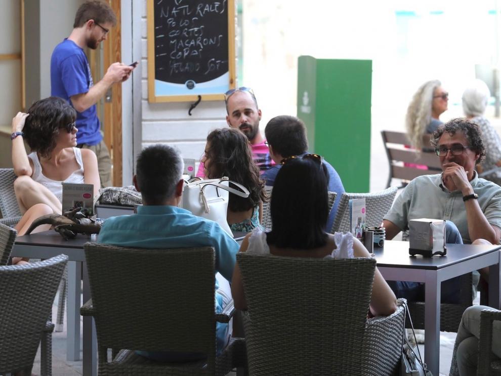 Alerta amarilla por altas temperaturas al sur de la provincia de Huesca