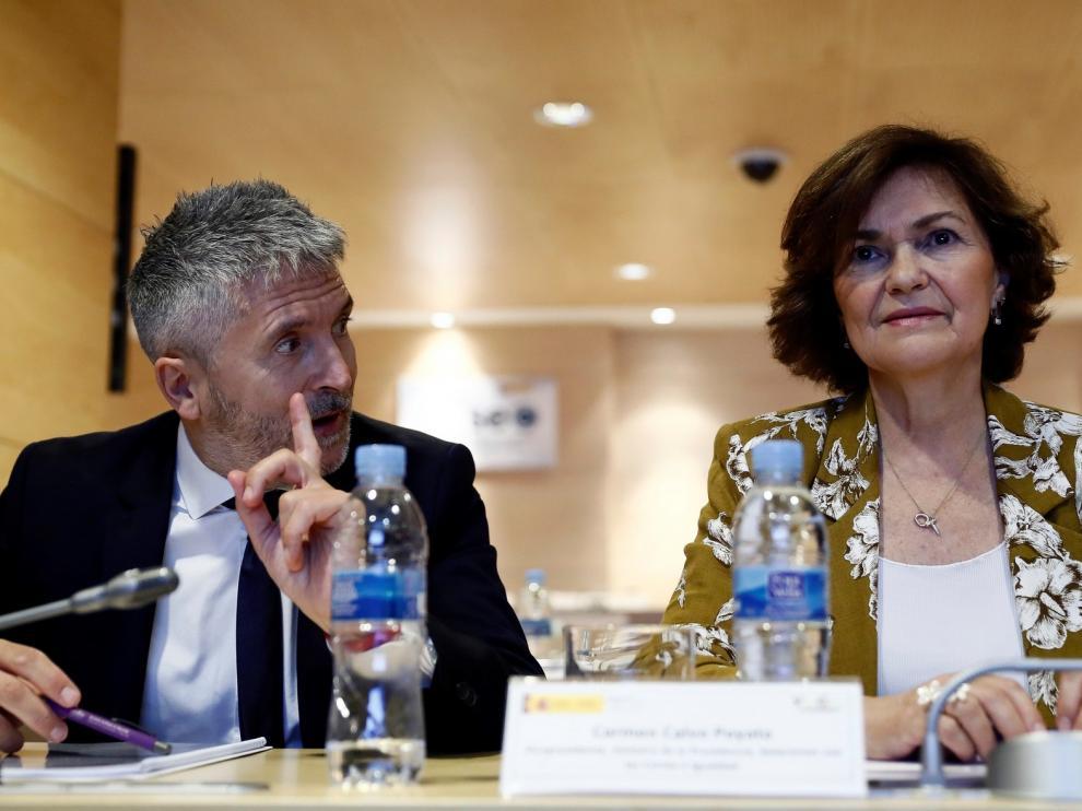 Calvo denuncia una quiebra en la lucha contra el maltrato