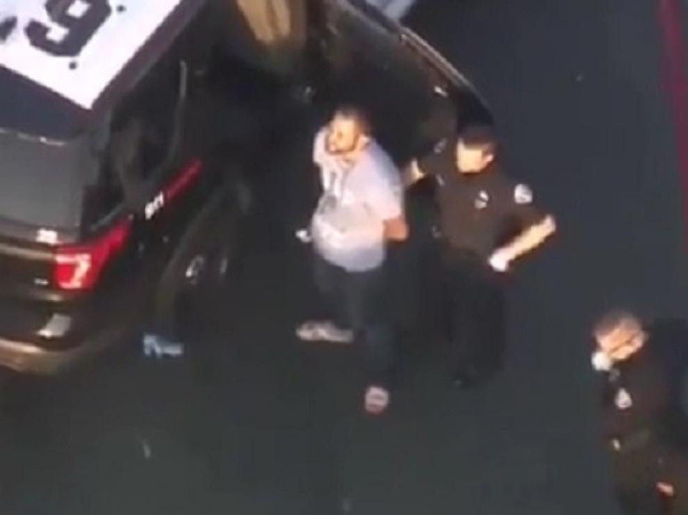 Al menos cuatro muertos y dos heridos en un ataque con arma blanca en California