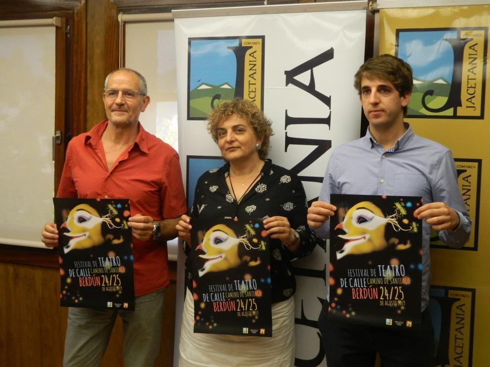 Berdún ofrece teatro de calidad para las familias