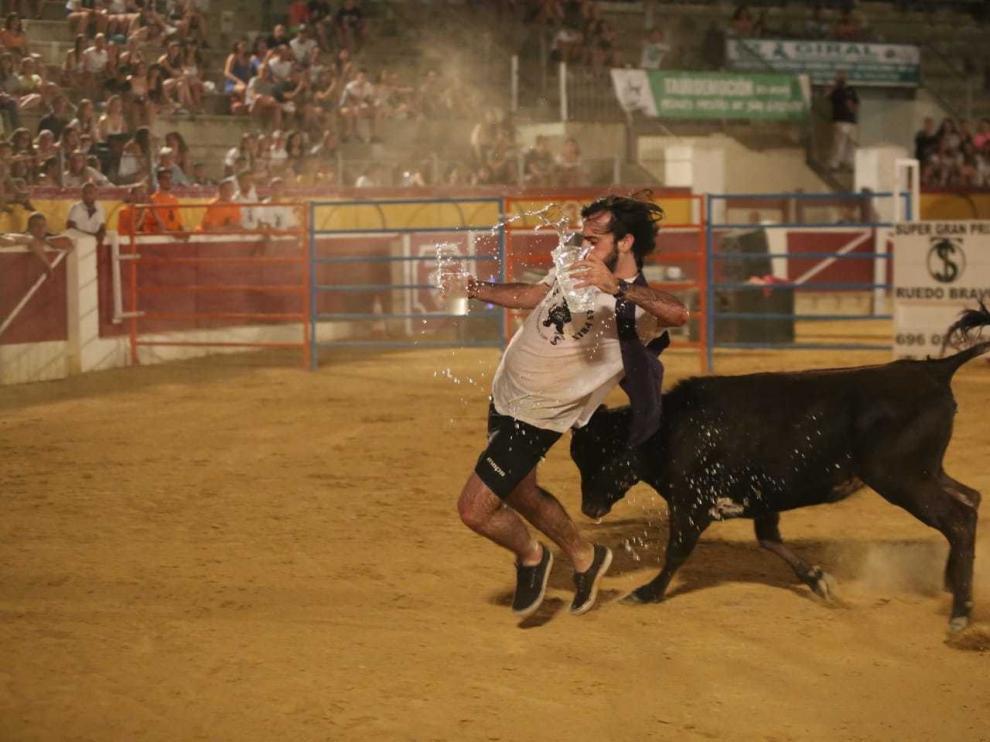 """El """"Súper Gran Prix"""" abre la plaza de toros de Huesca"""