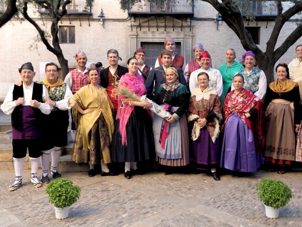 El folclore de Huesca suena con la Parrilla de Oro de este año