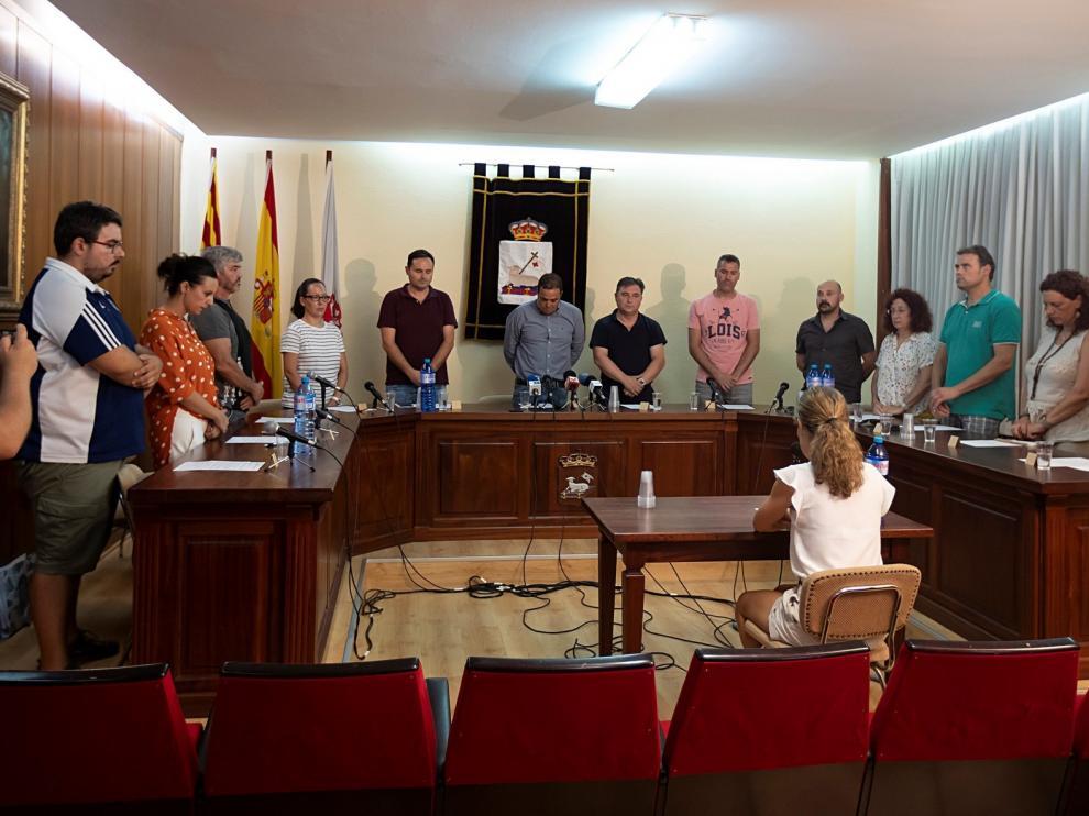Repulsa en Aragón por el parricidio de Andorra